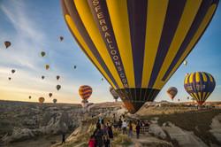 Cappadoce/Turquie