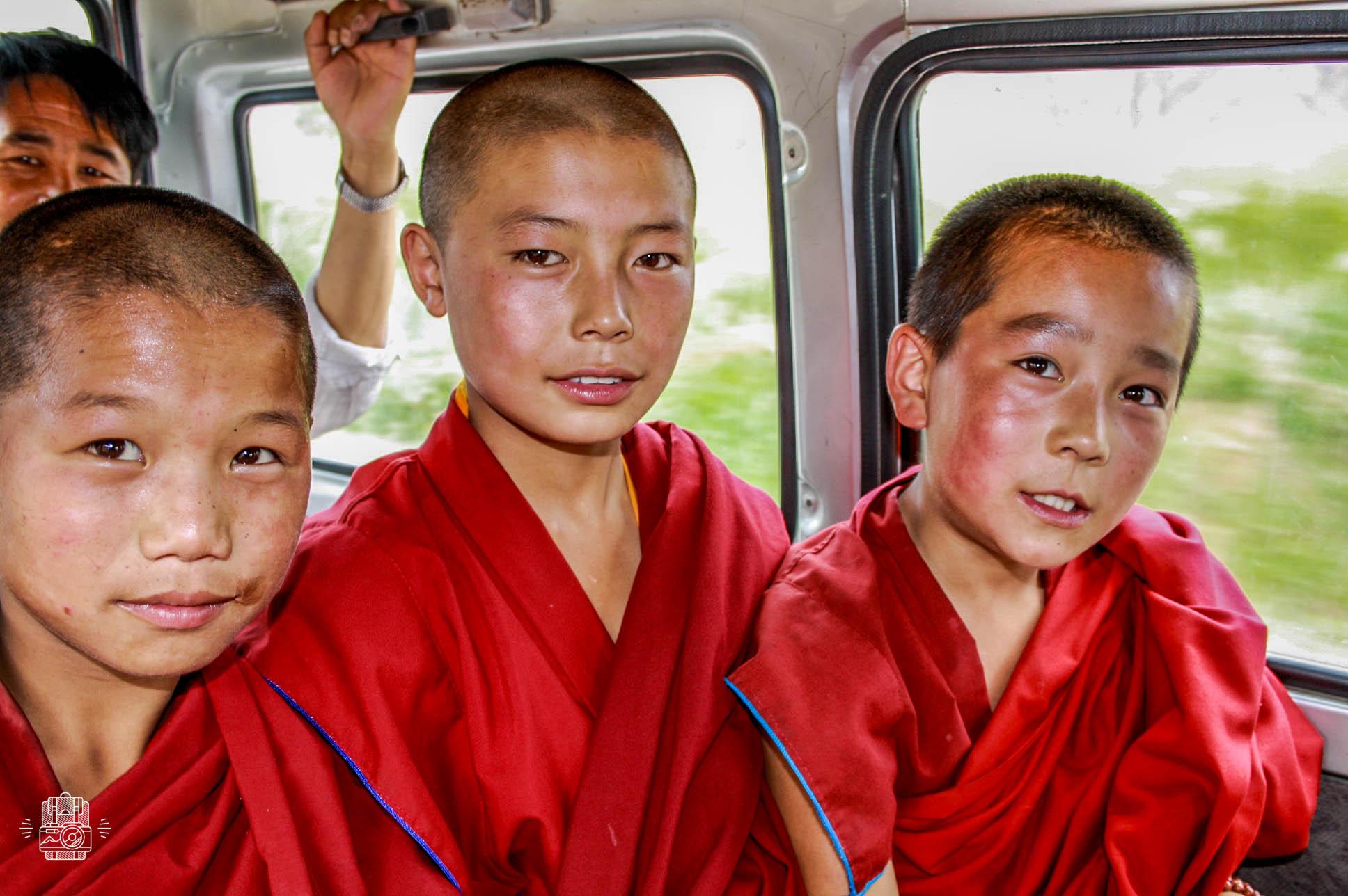 Chine/Frontière du Tibet