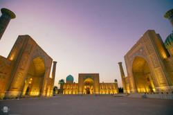 Ouzbékistan/Samarcande
