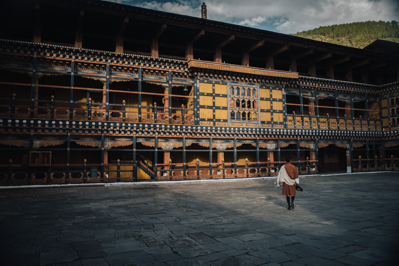 Bhoutan/Punakha