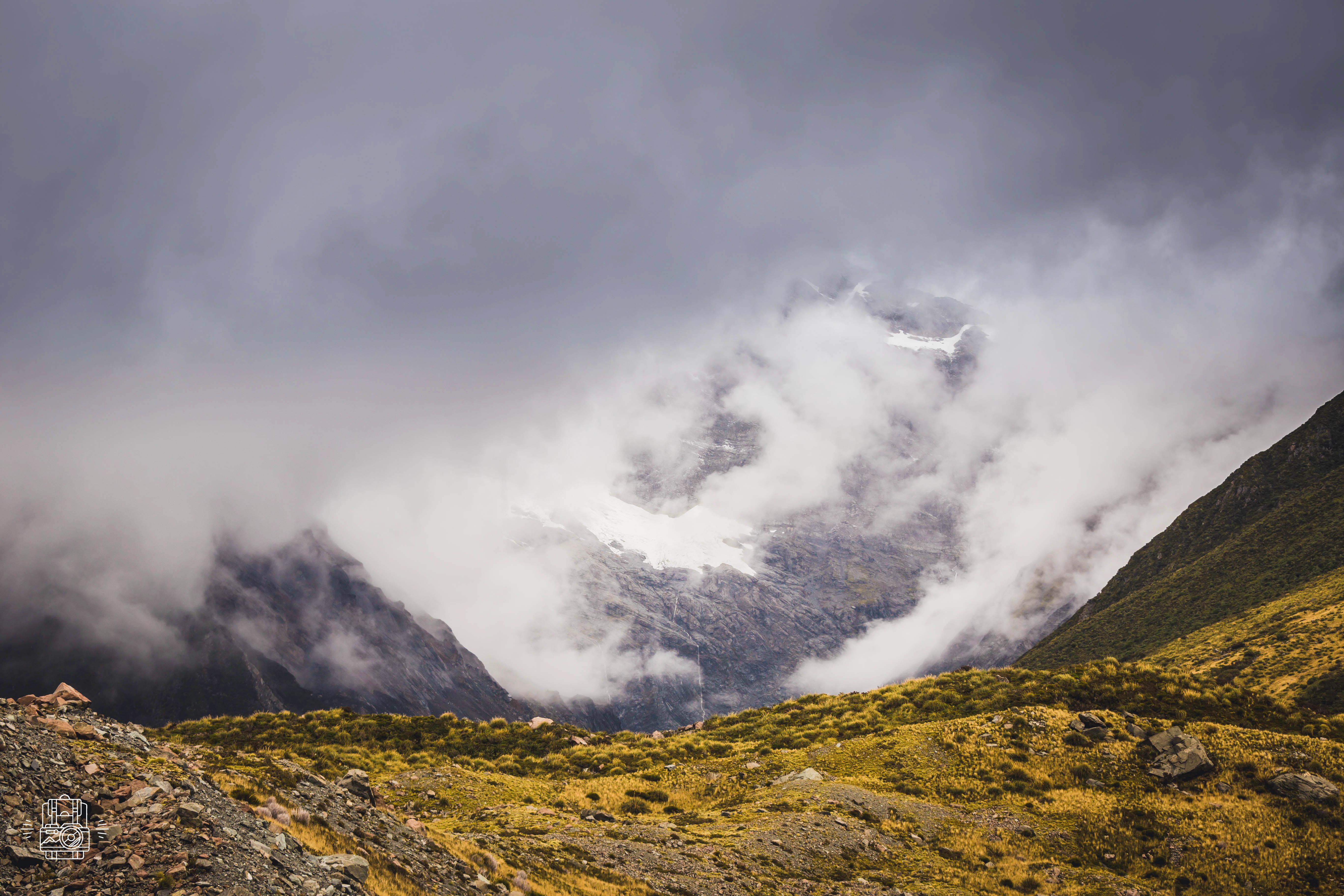 Islande/Mont Cook