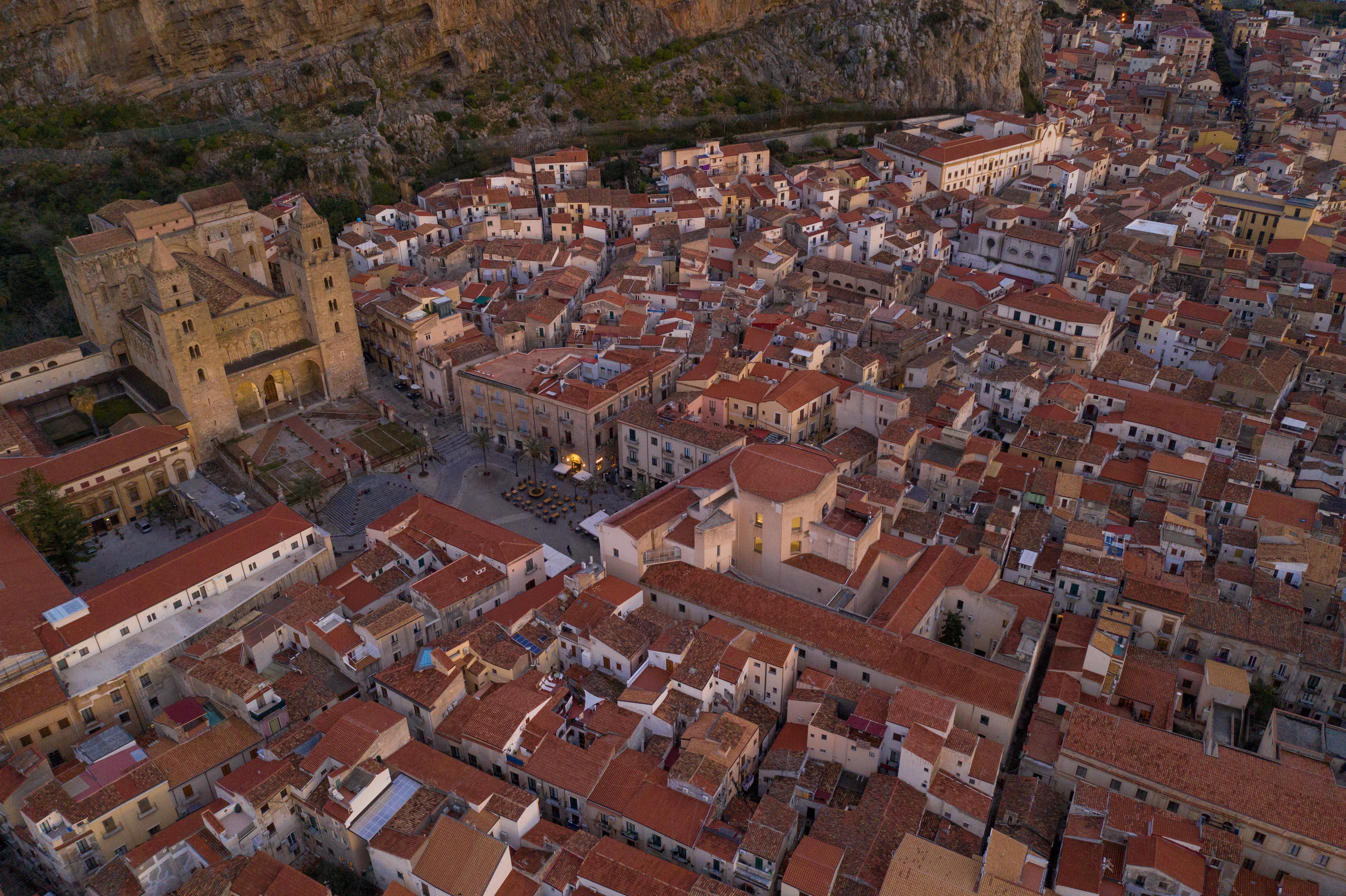 Cefalu/Sicile