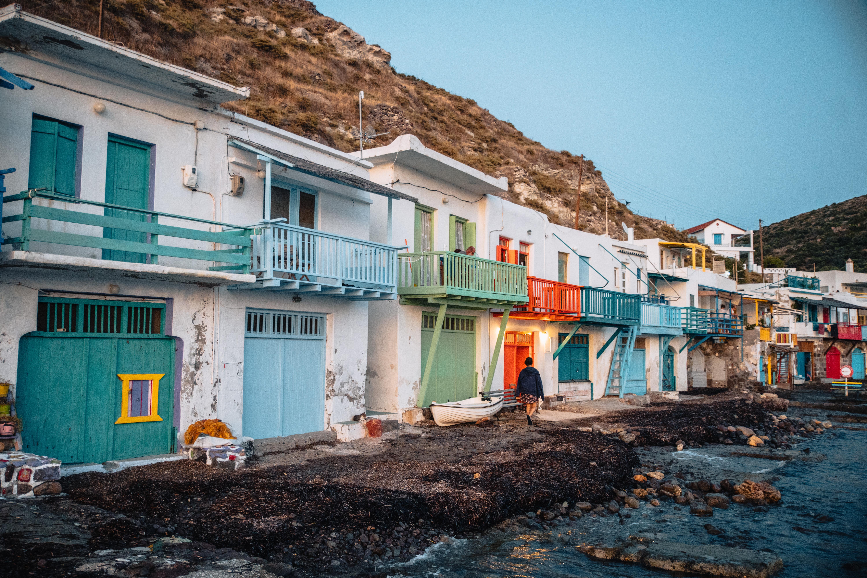Grèce/Milos
