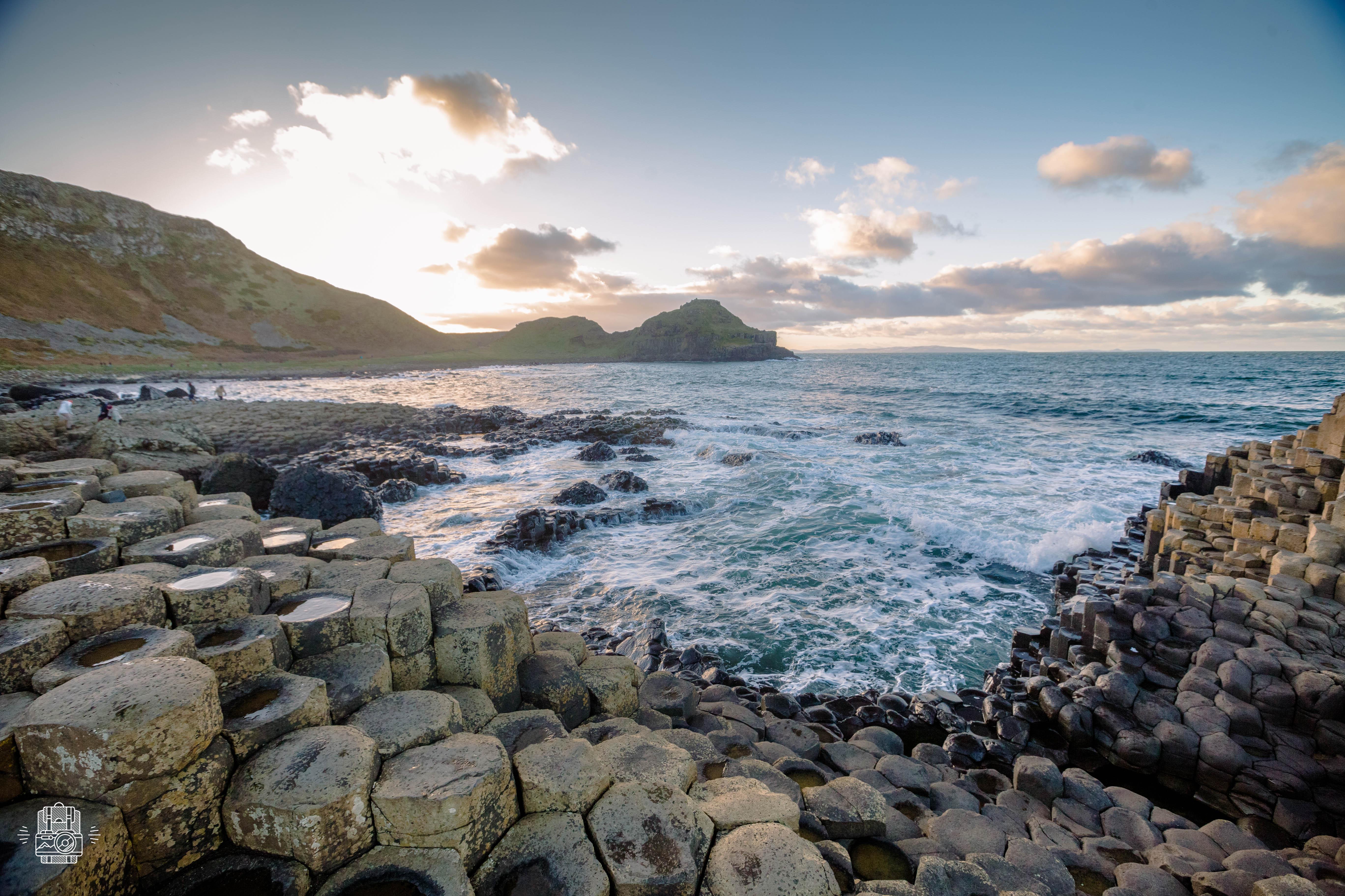Irlande du nord/Giant Causeway
