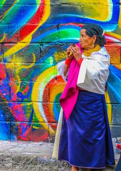 Equateur/Otavalo