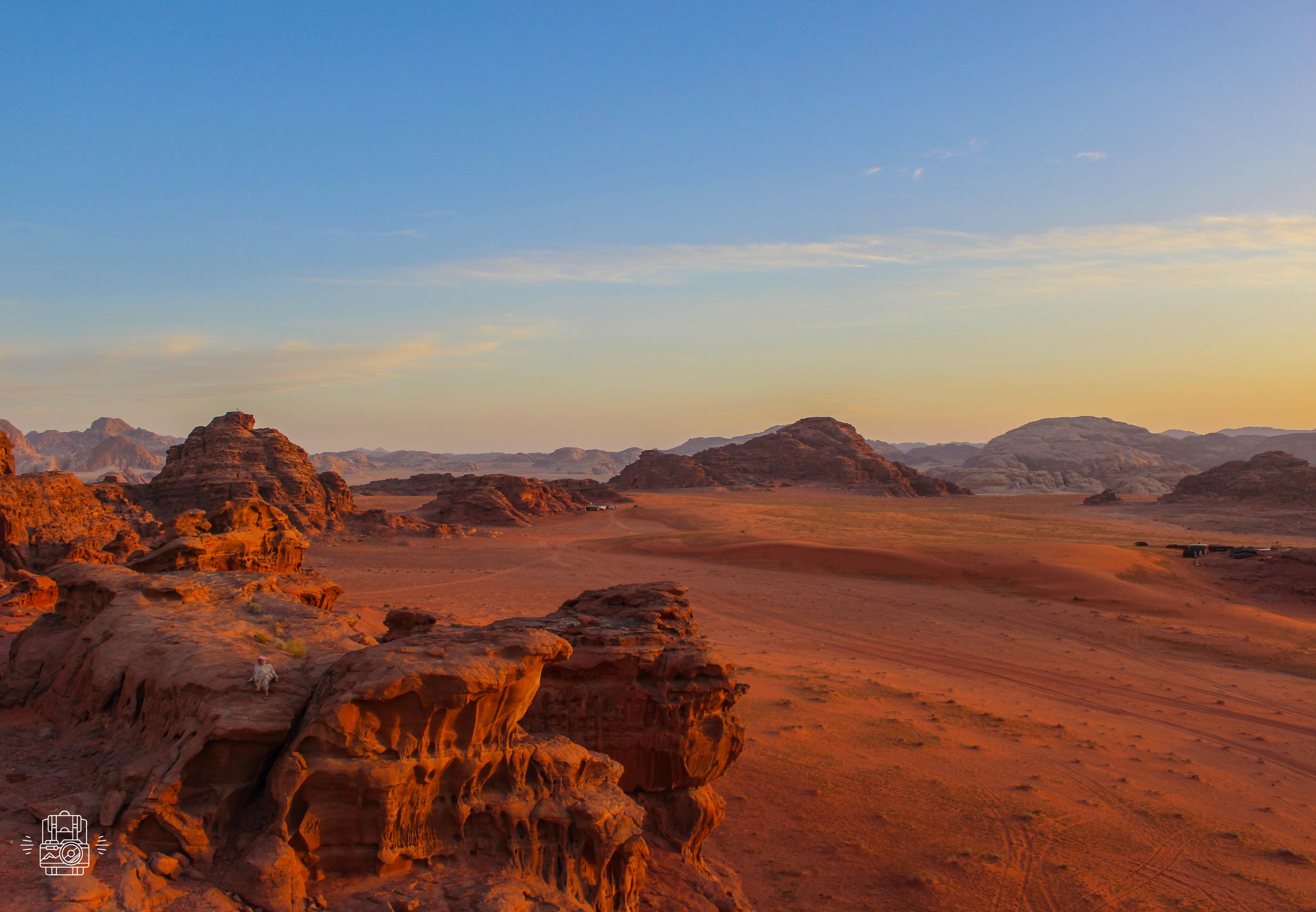 Jordanie/Wadi Rum