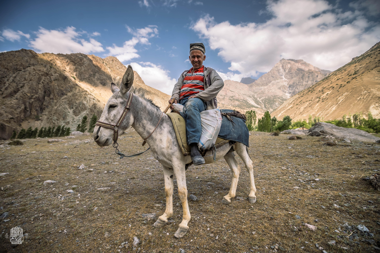 Tadjikistan/Pamir