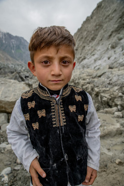 Pakistan/Rush Lake