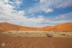 Namibie/Dead Vlei