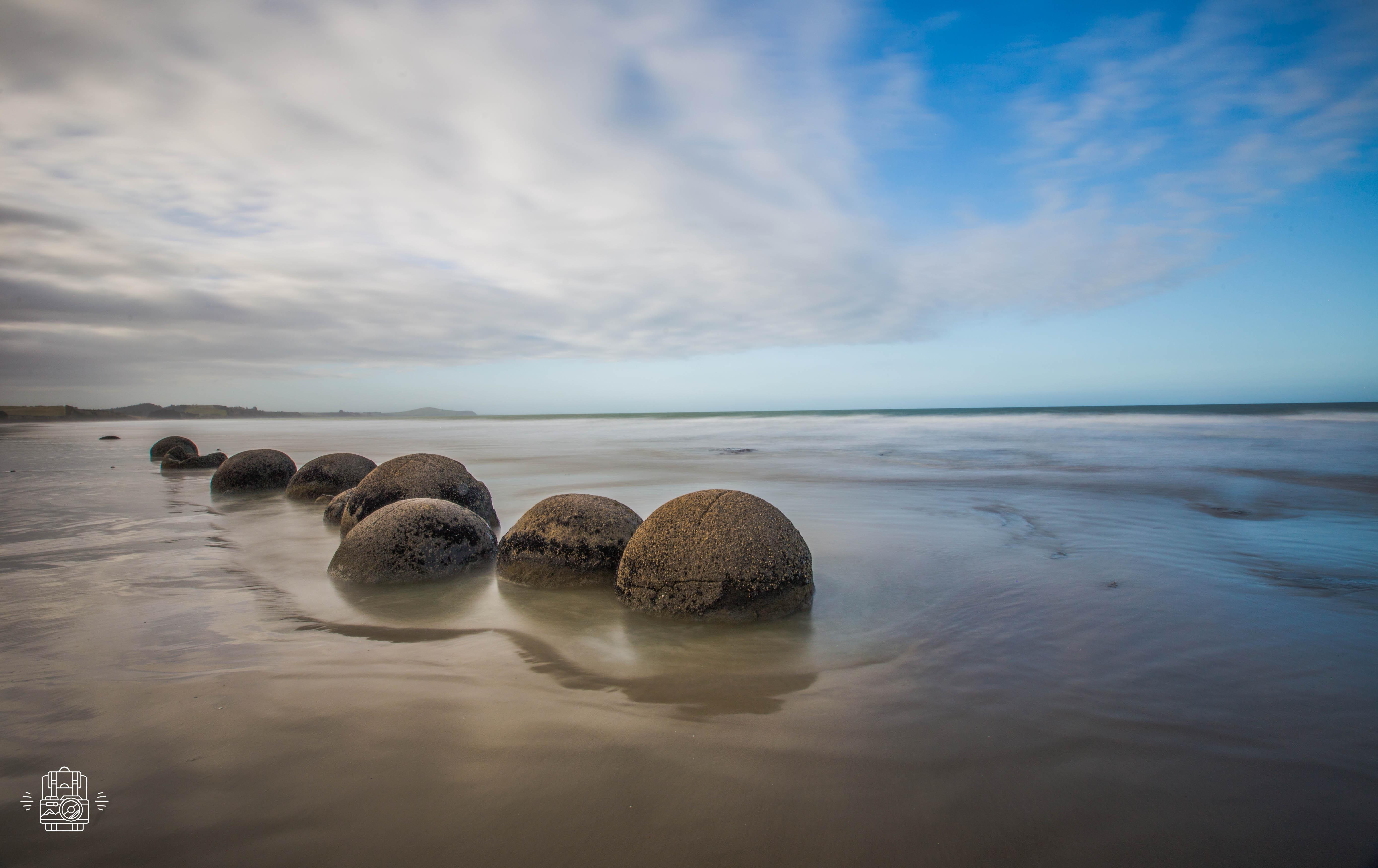 Nouvelle-Zélande/Boulders