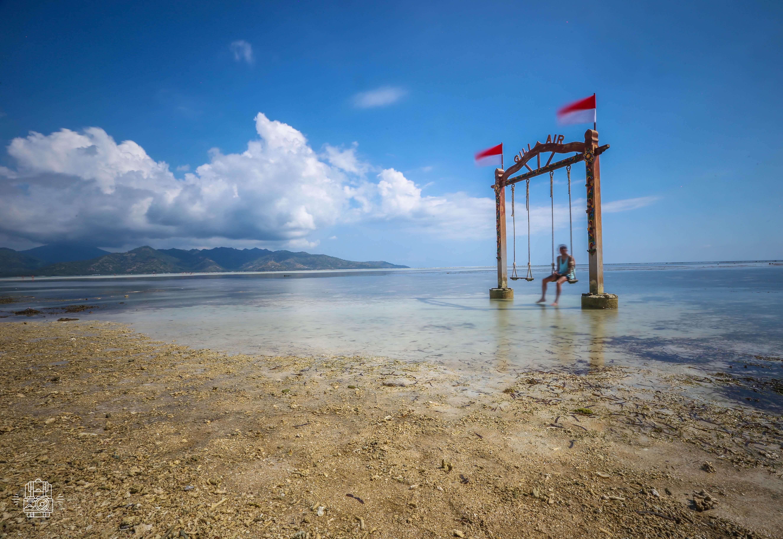 Indonésie/Gili Trawagan