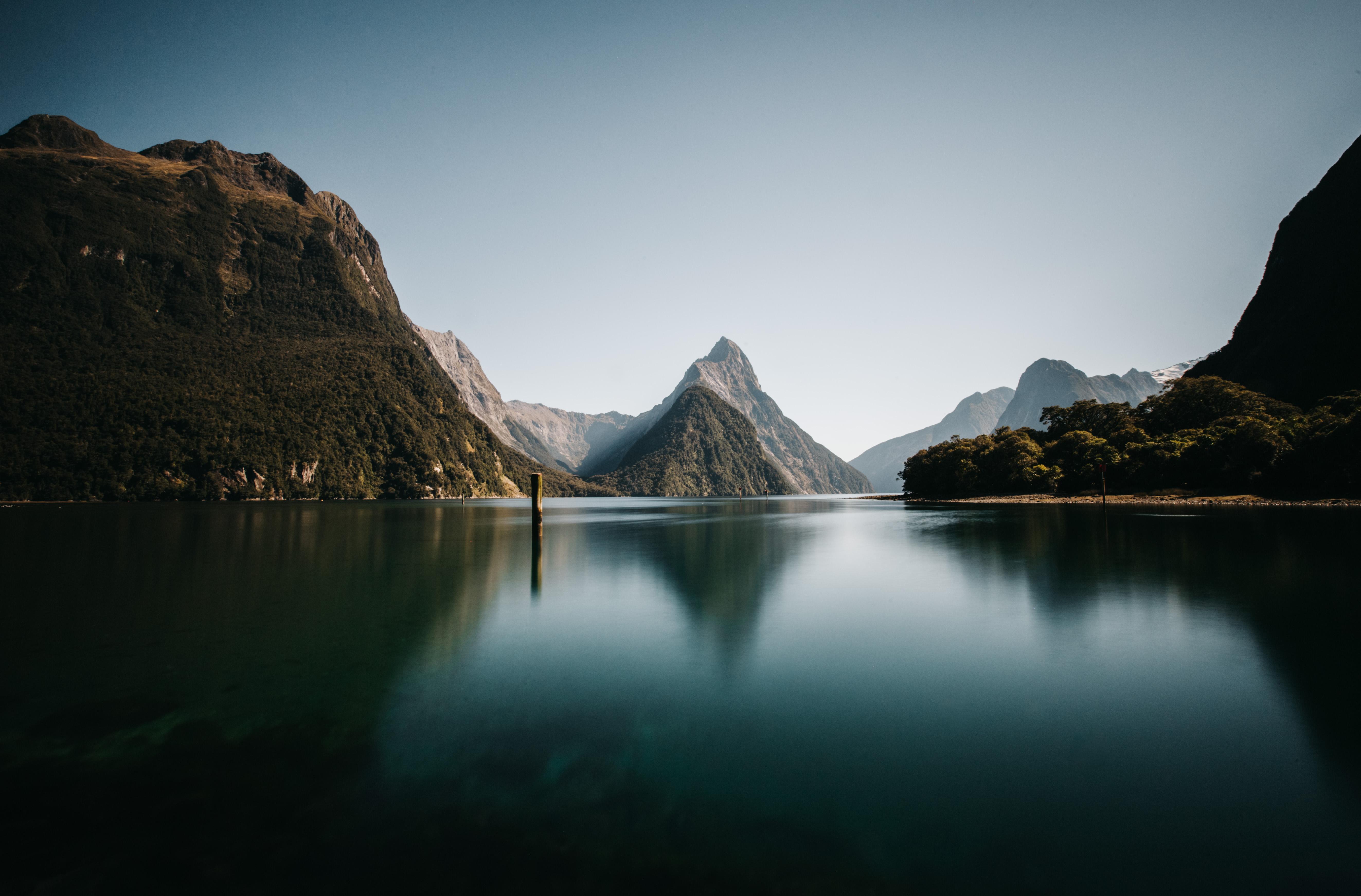 Nouvelle Zélande/Milford Sound