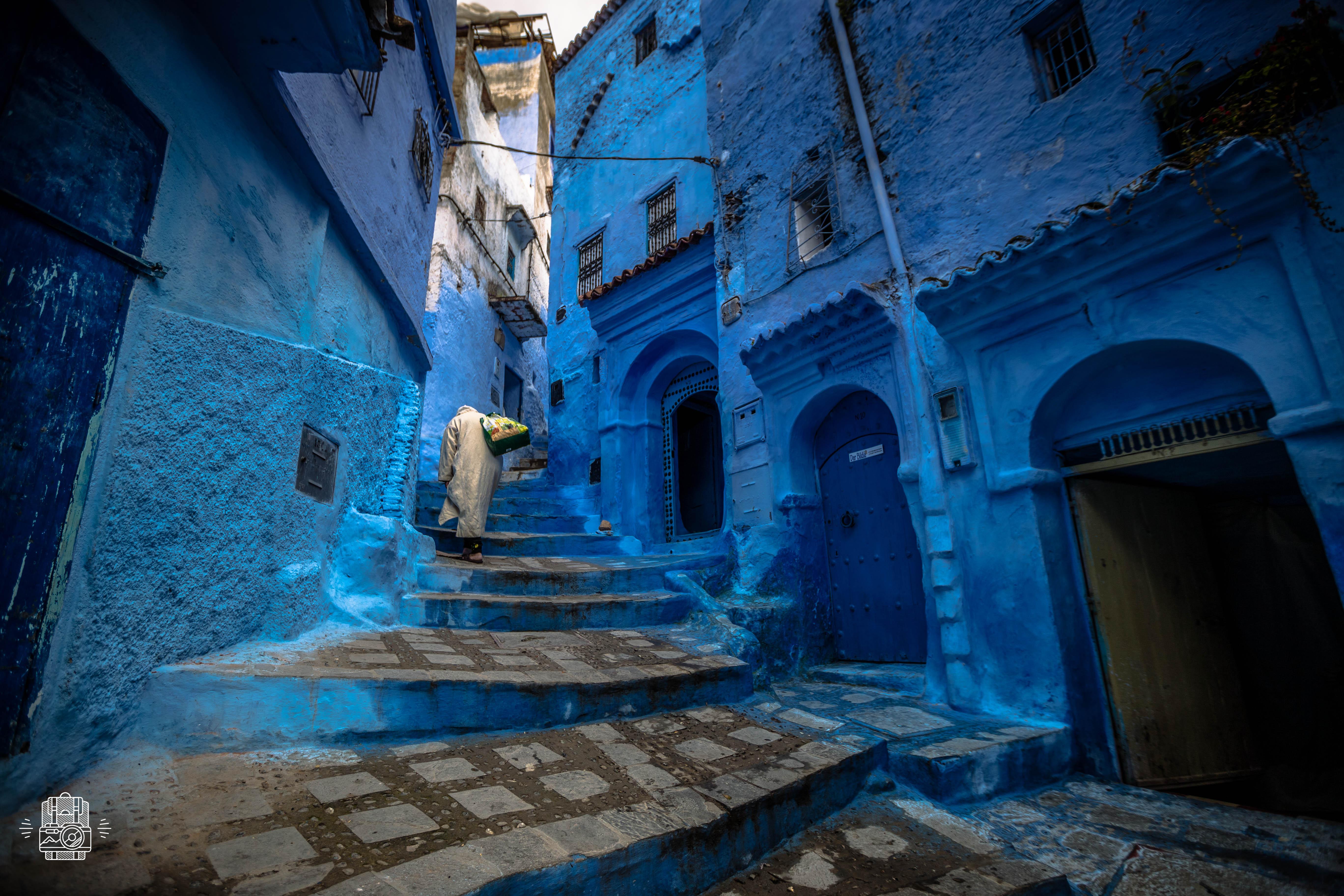 Maroc/Chefchaoeun