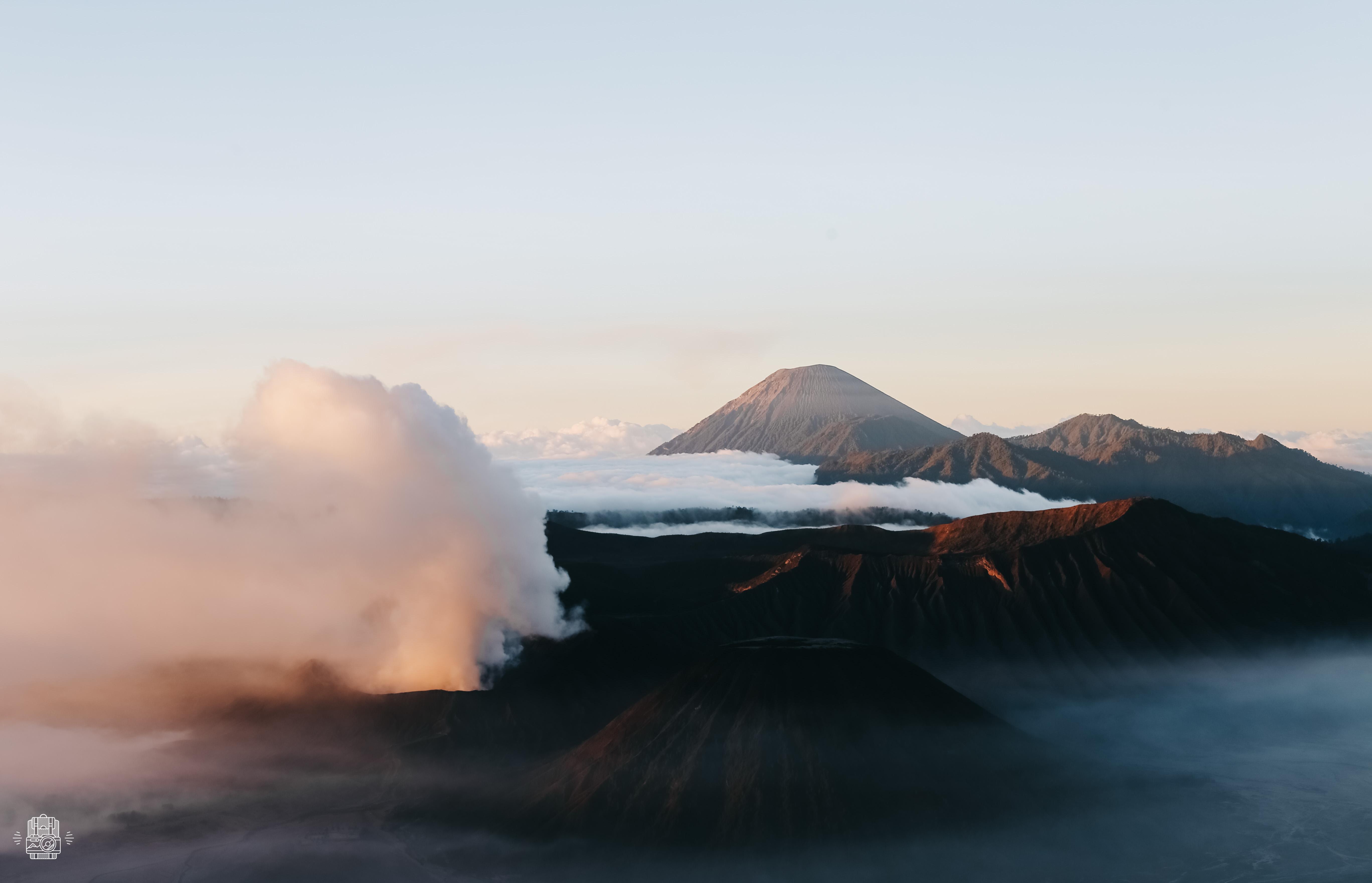 Indonésie/Bromo