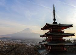 Japon/Mont Fuji