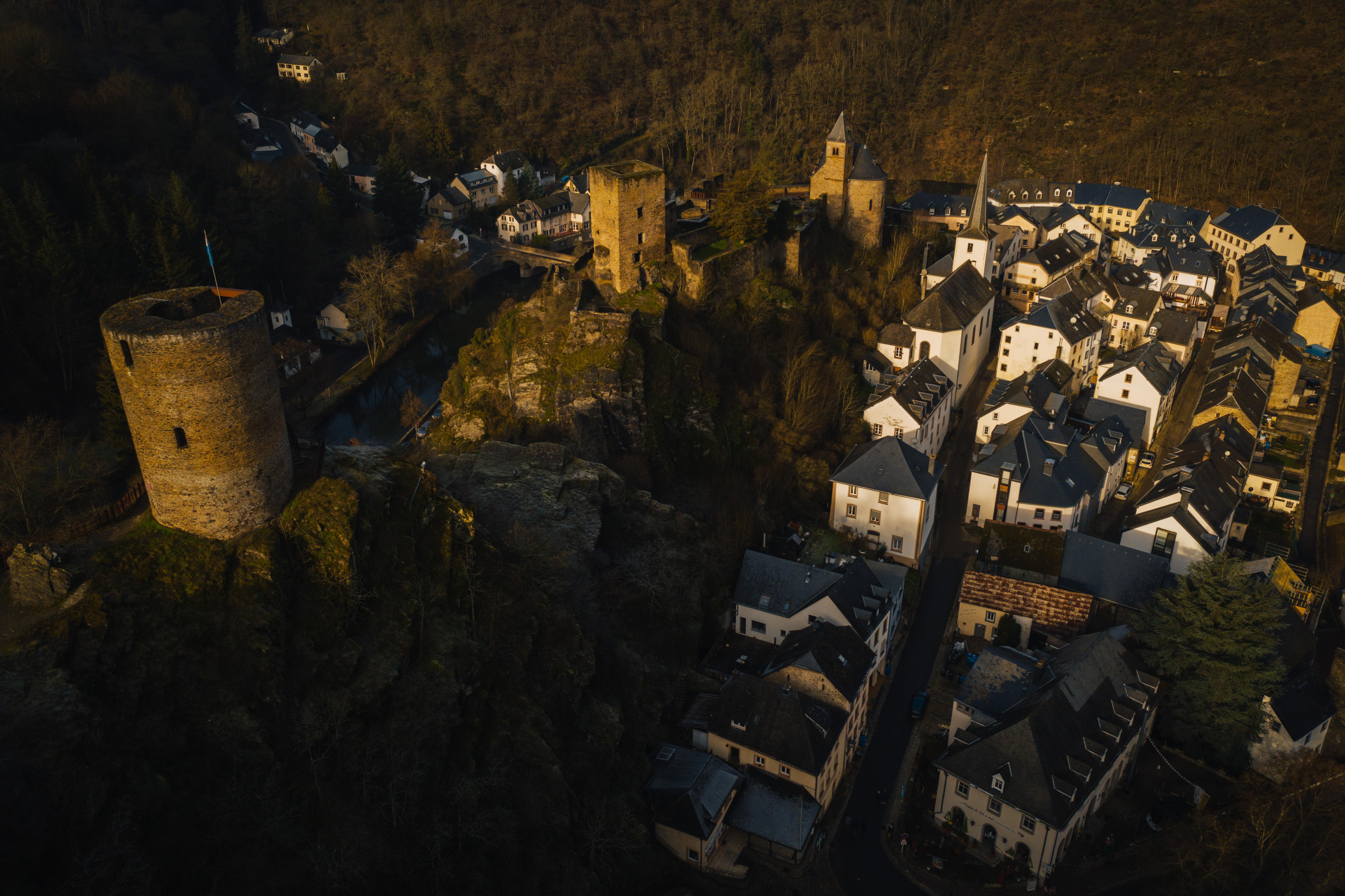 Luxembourg/Esch Sur Sure