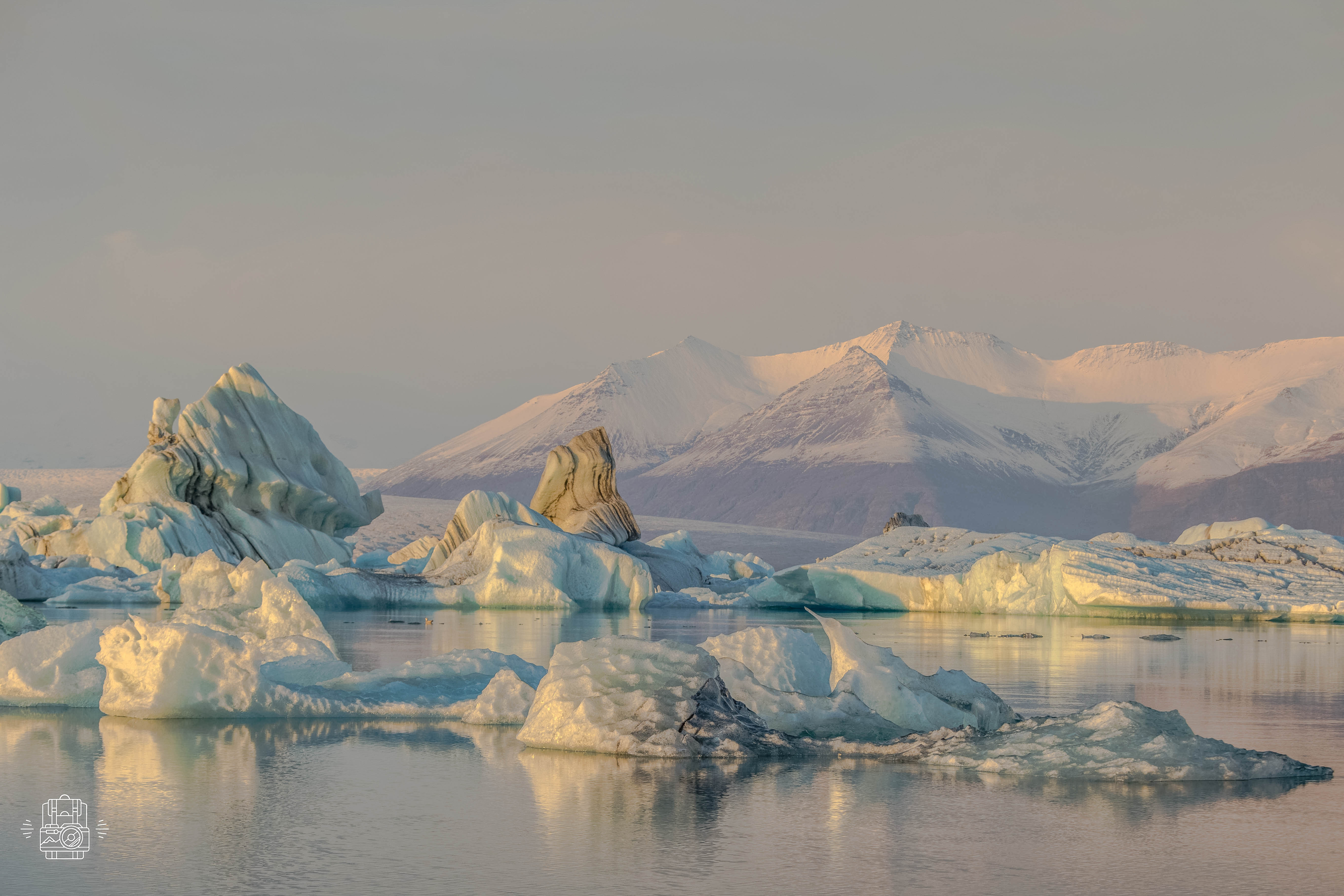Islande/Jokursalon