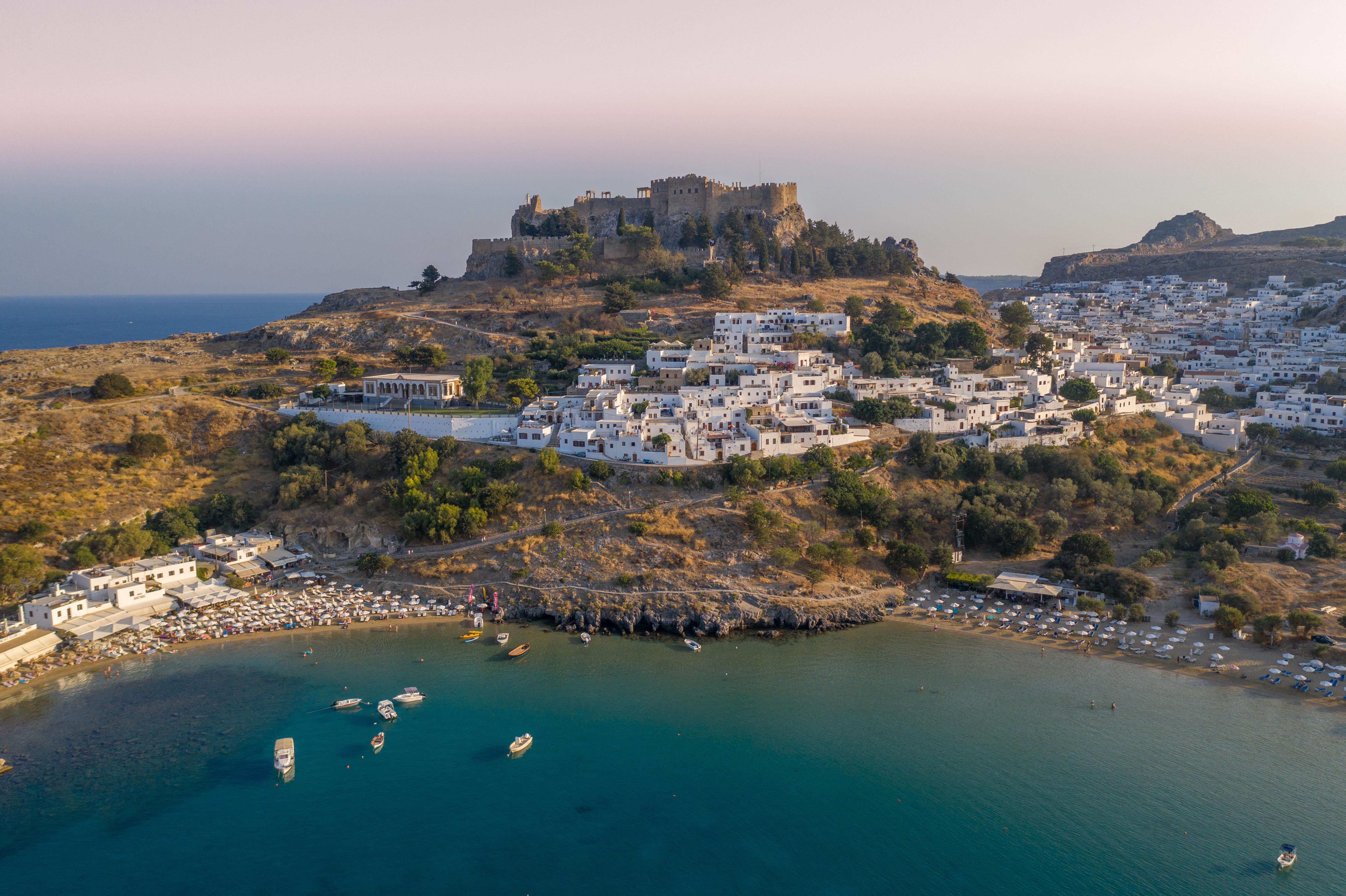 Grèce/Lindos
