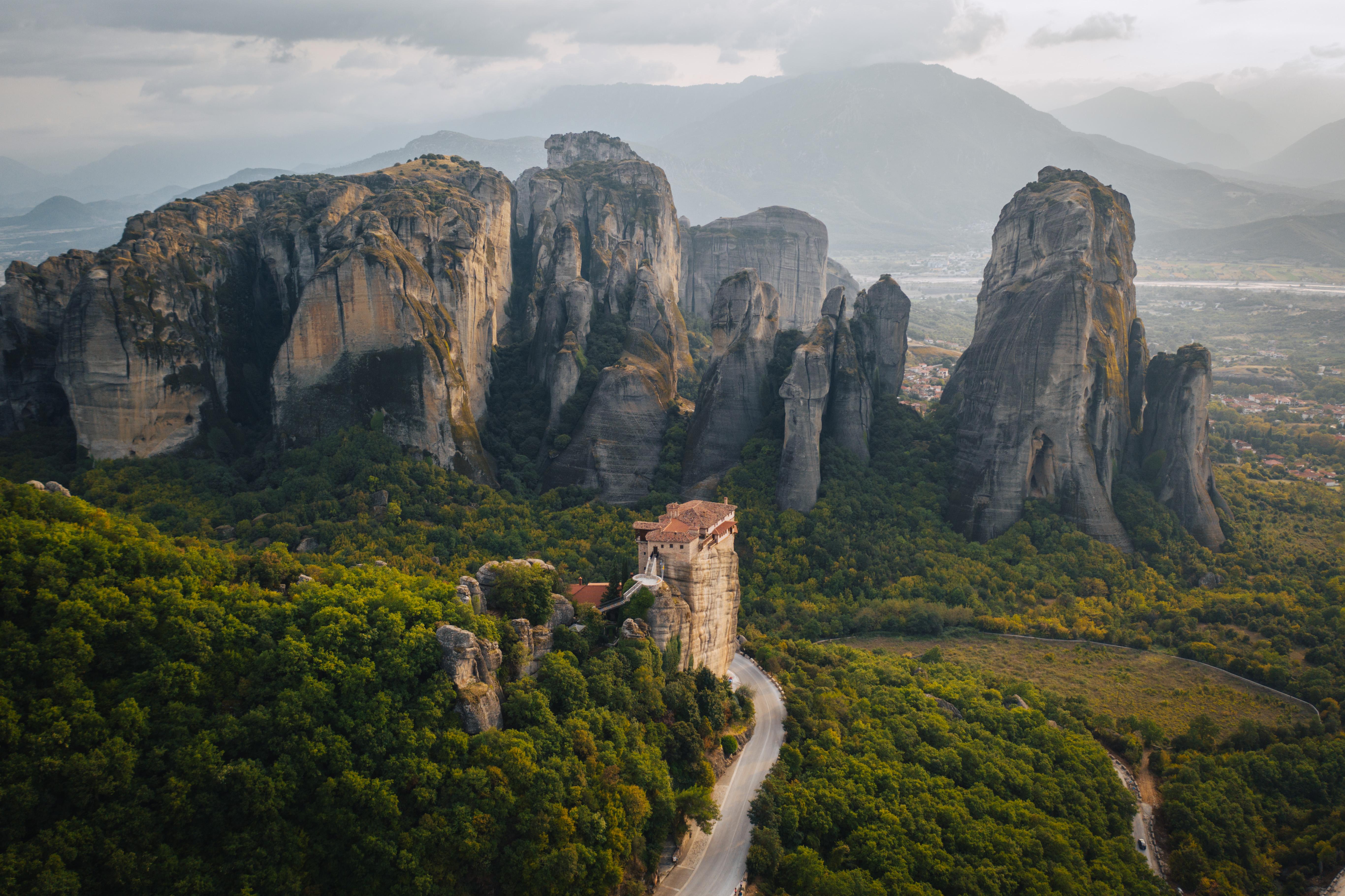 Grèce/Météores