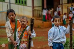 Birmanie/Kalaw