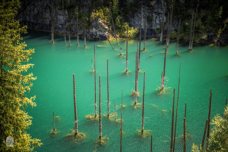 Kazakhstan/Lac Kolsai