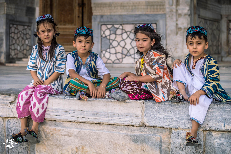 Ouzbéksitan/Samarcande
