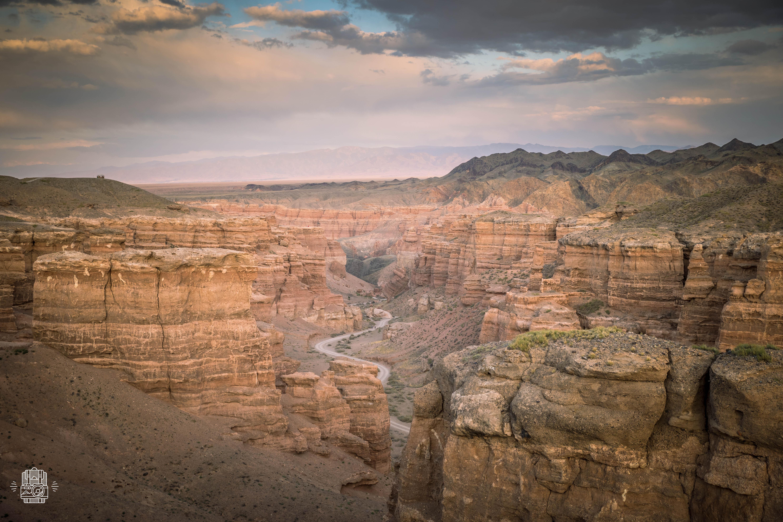 Kazakhstan/Charyn Canyon