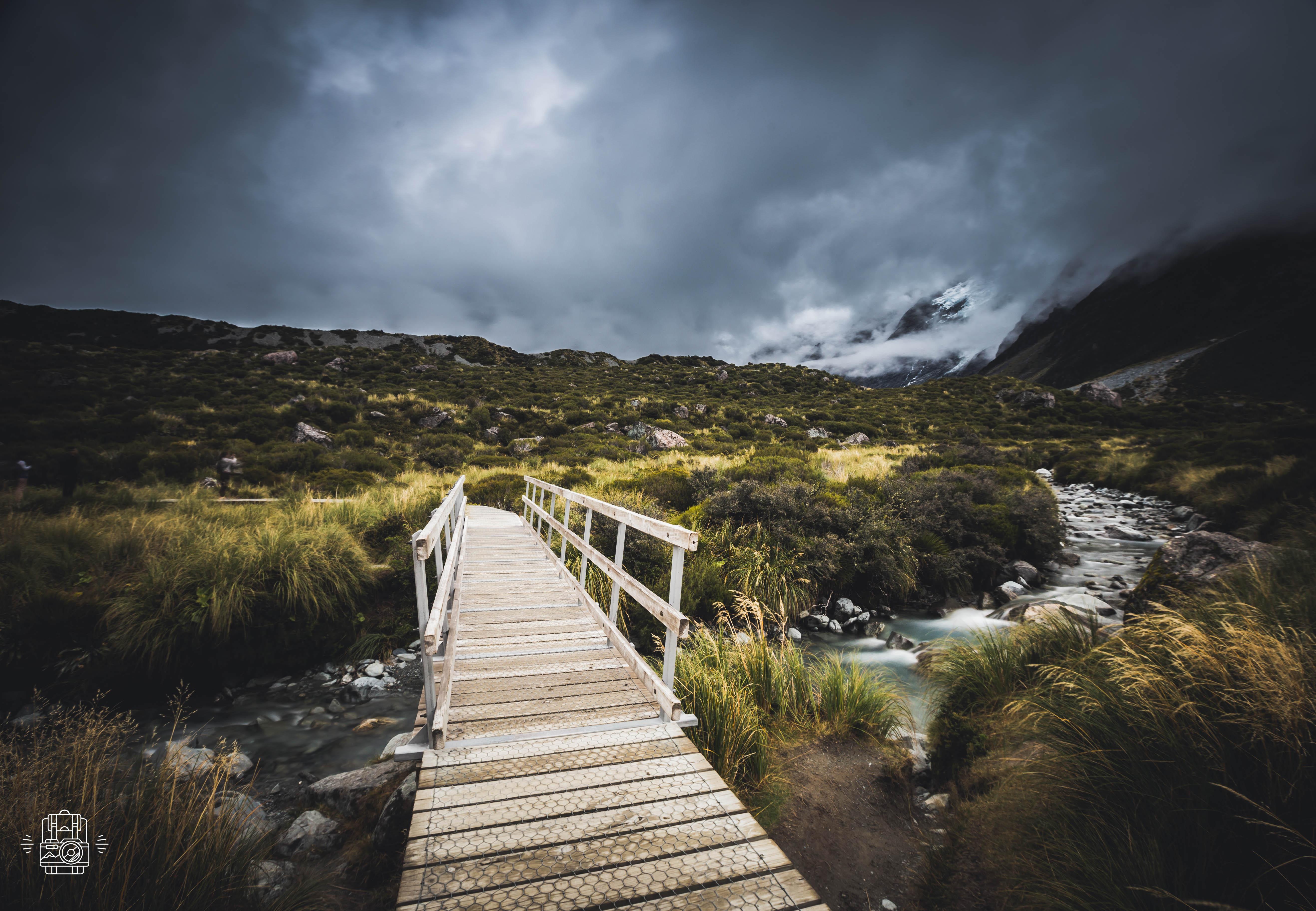 Nouvelle Zelande/Mont Cook