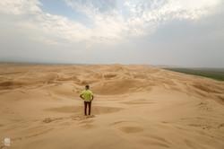 Desert de Gobi/Mongolie