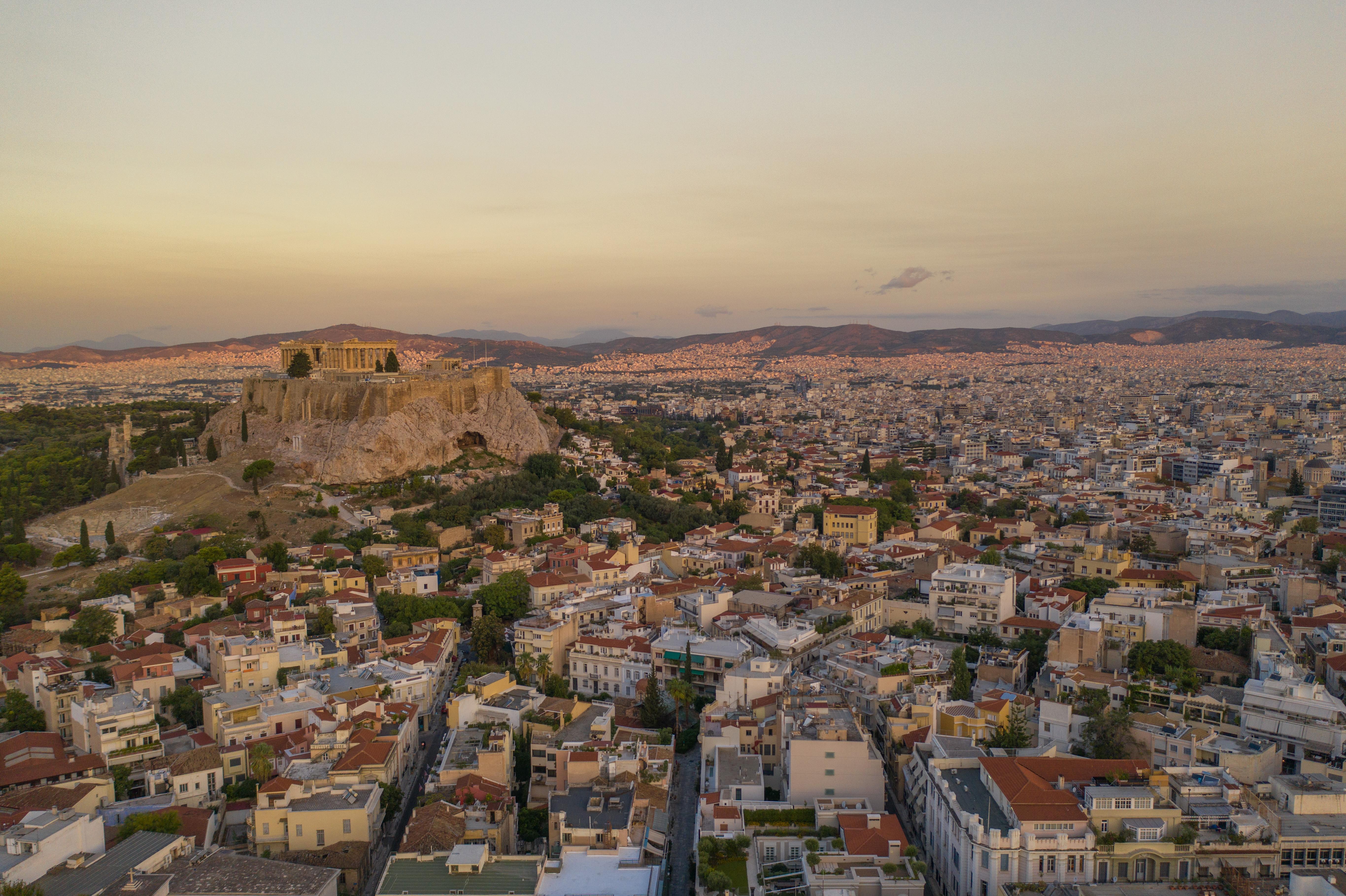 Gcrèe/Athenes