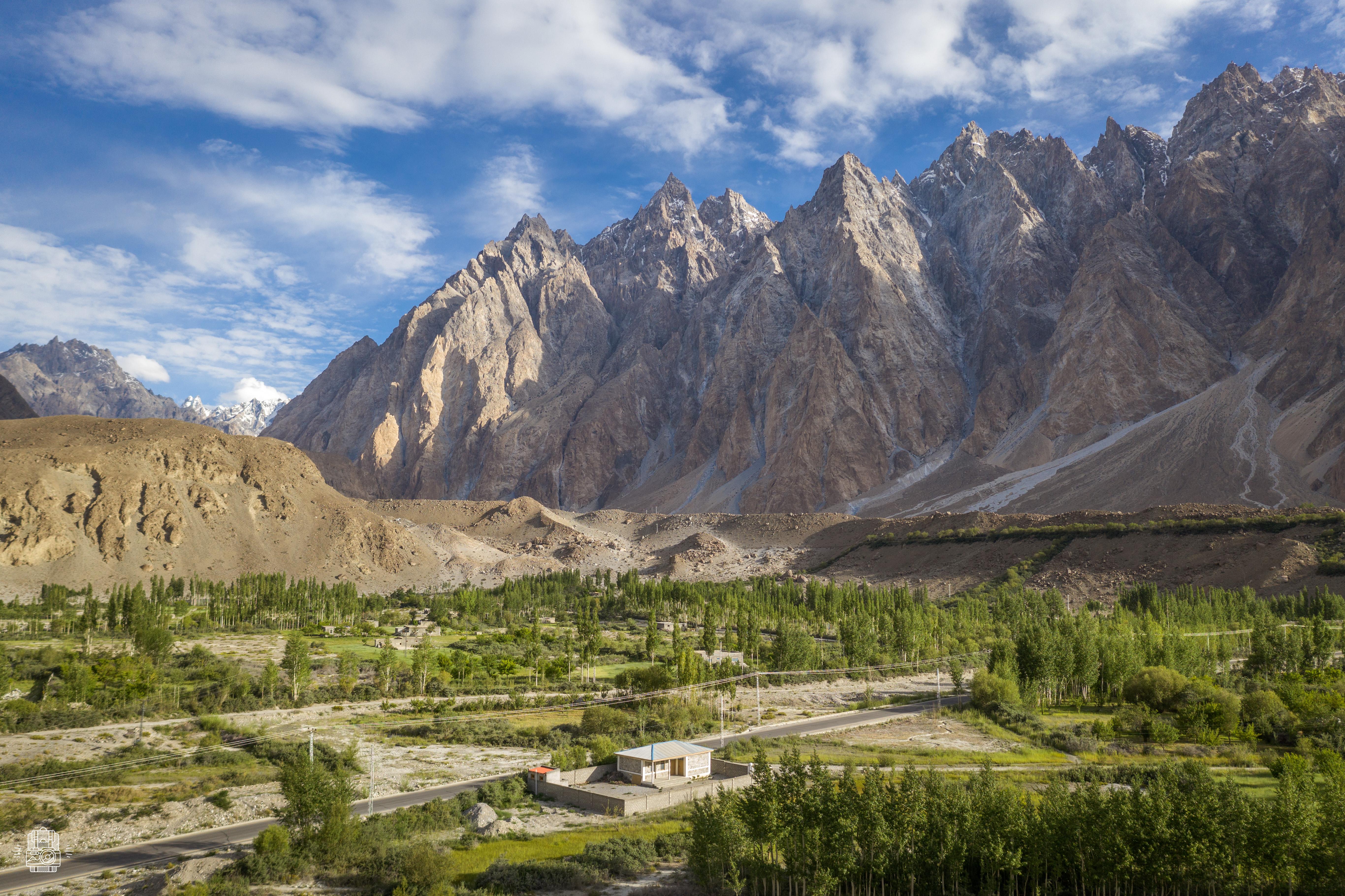 Pakistan/Passu