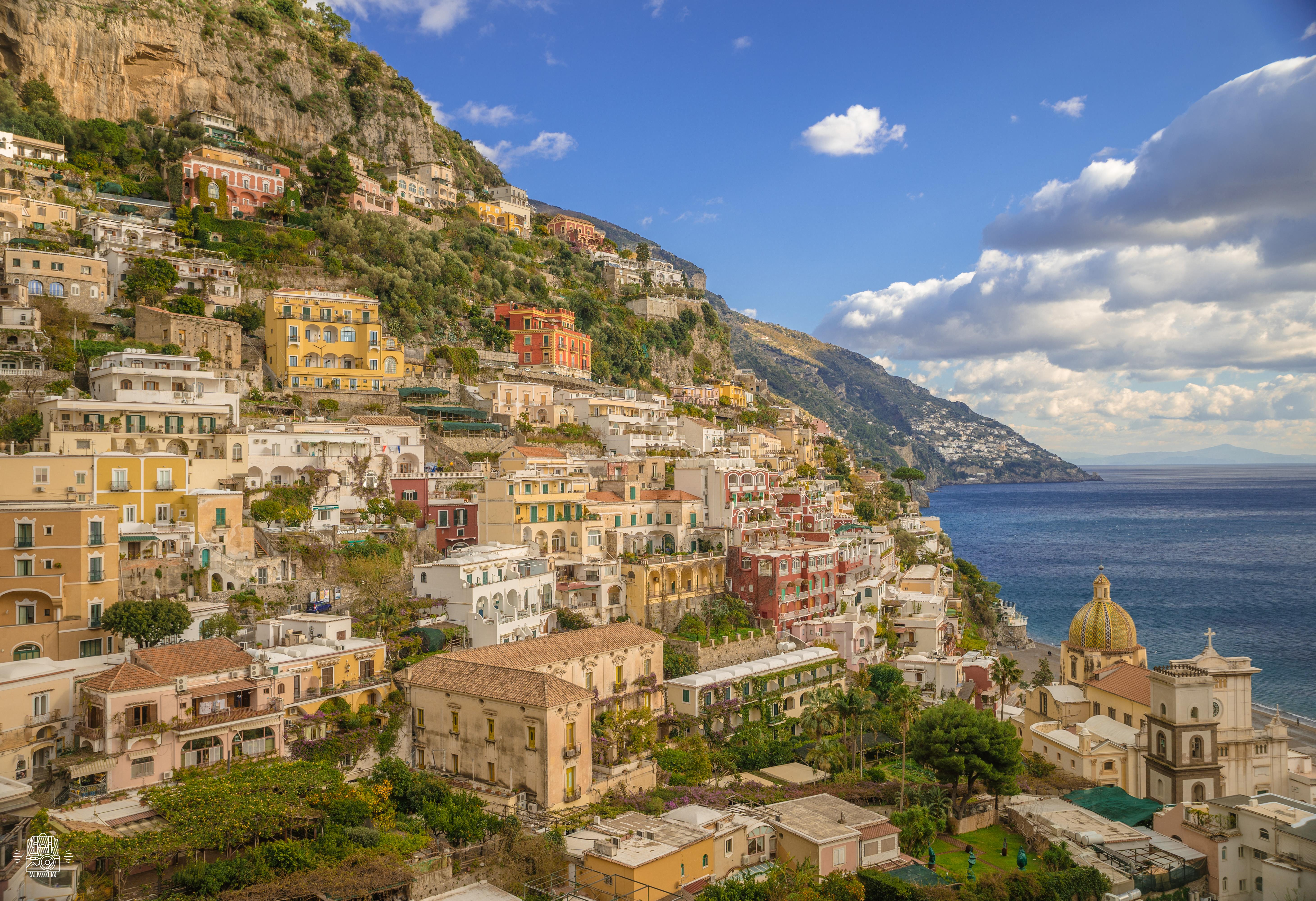 Italie/Positano