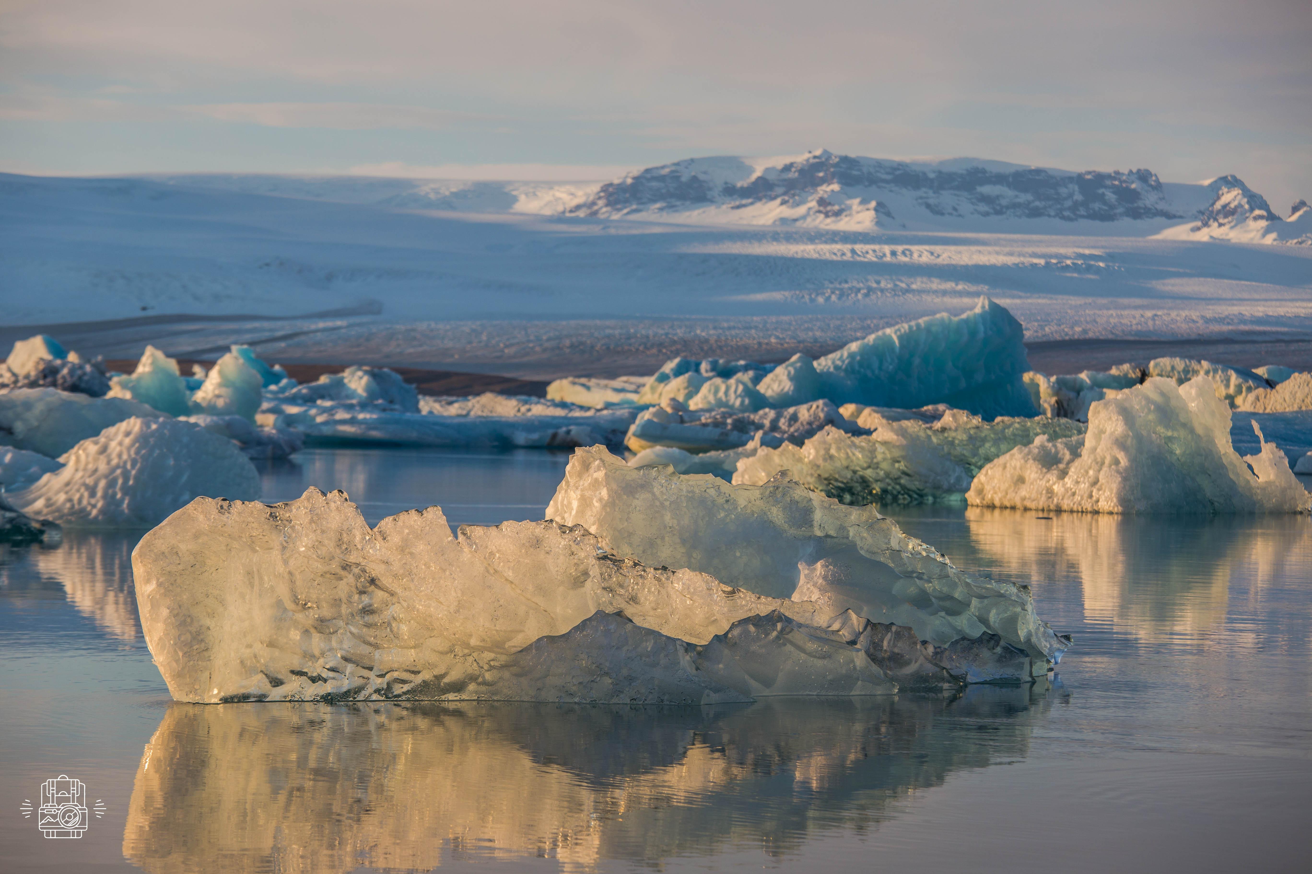 Islande/jokulsarlon