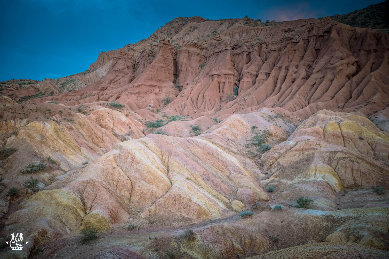 Kirghizistan/Skazka Canyon