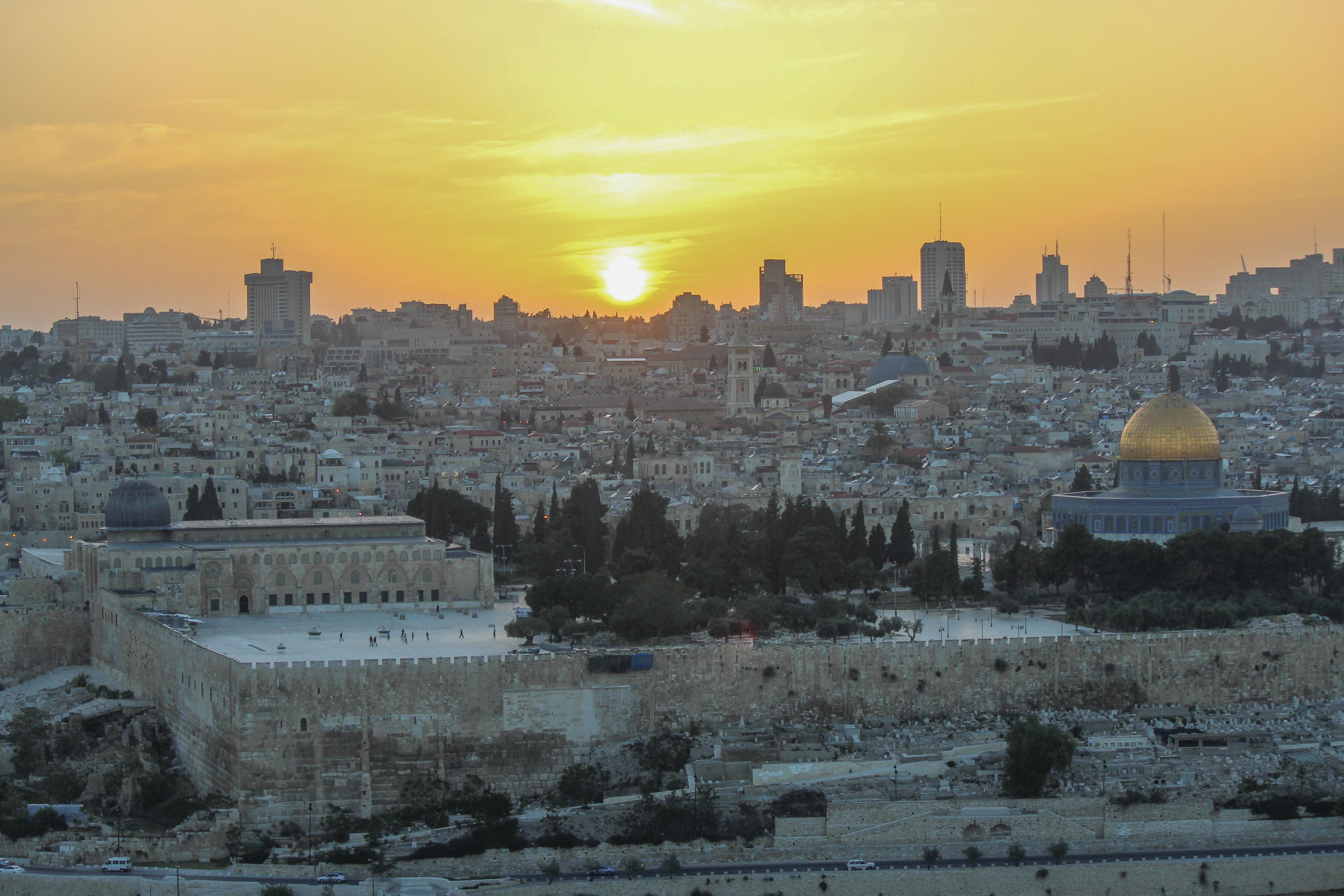 Israël/Jérusalem