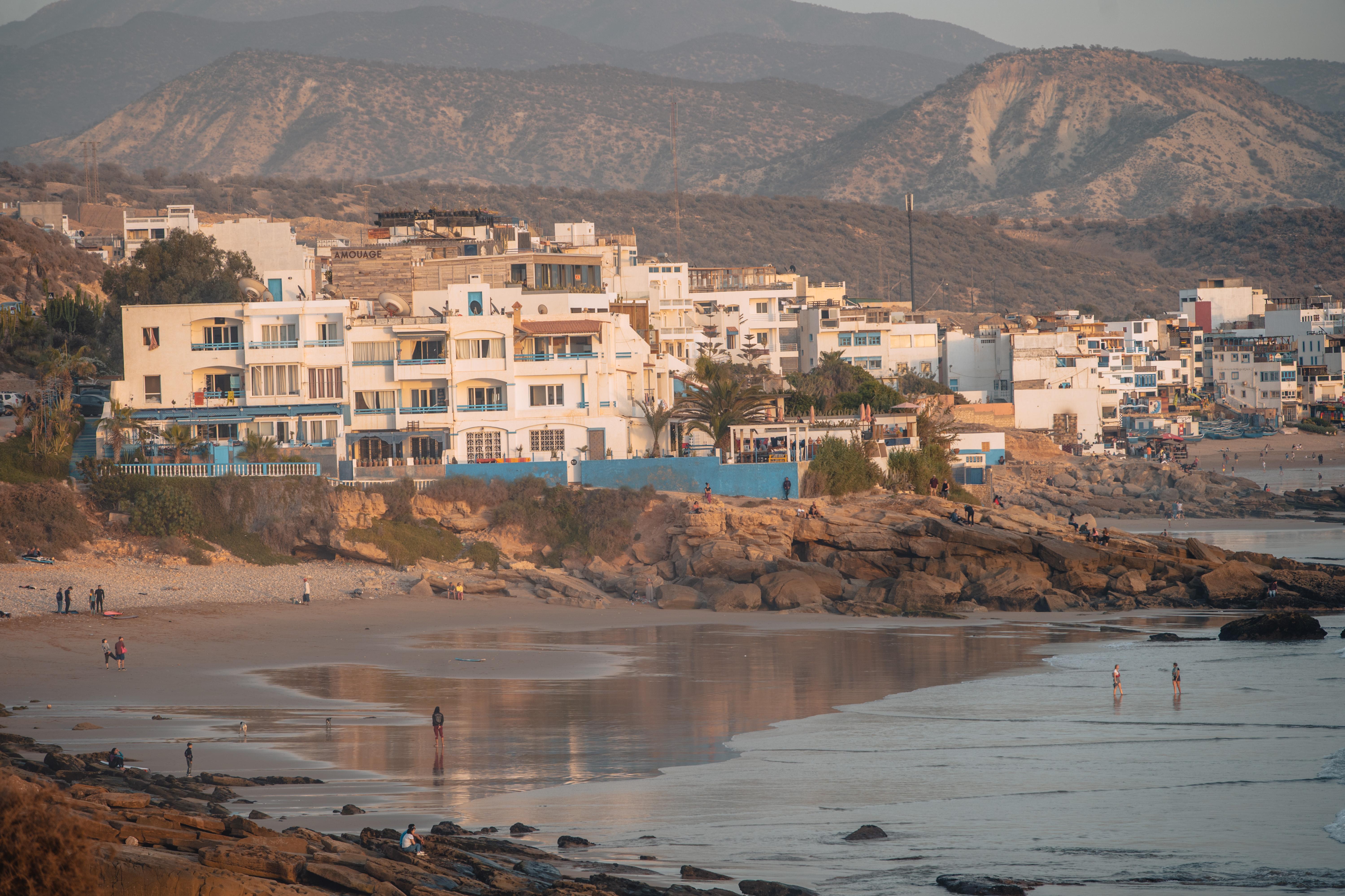 Taghazout/Maroc