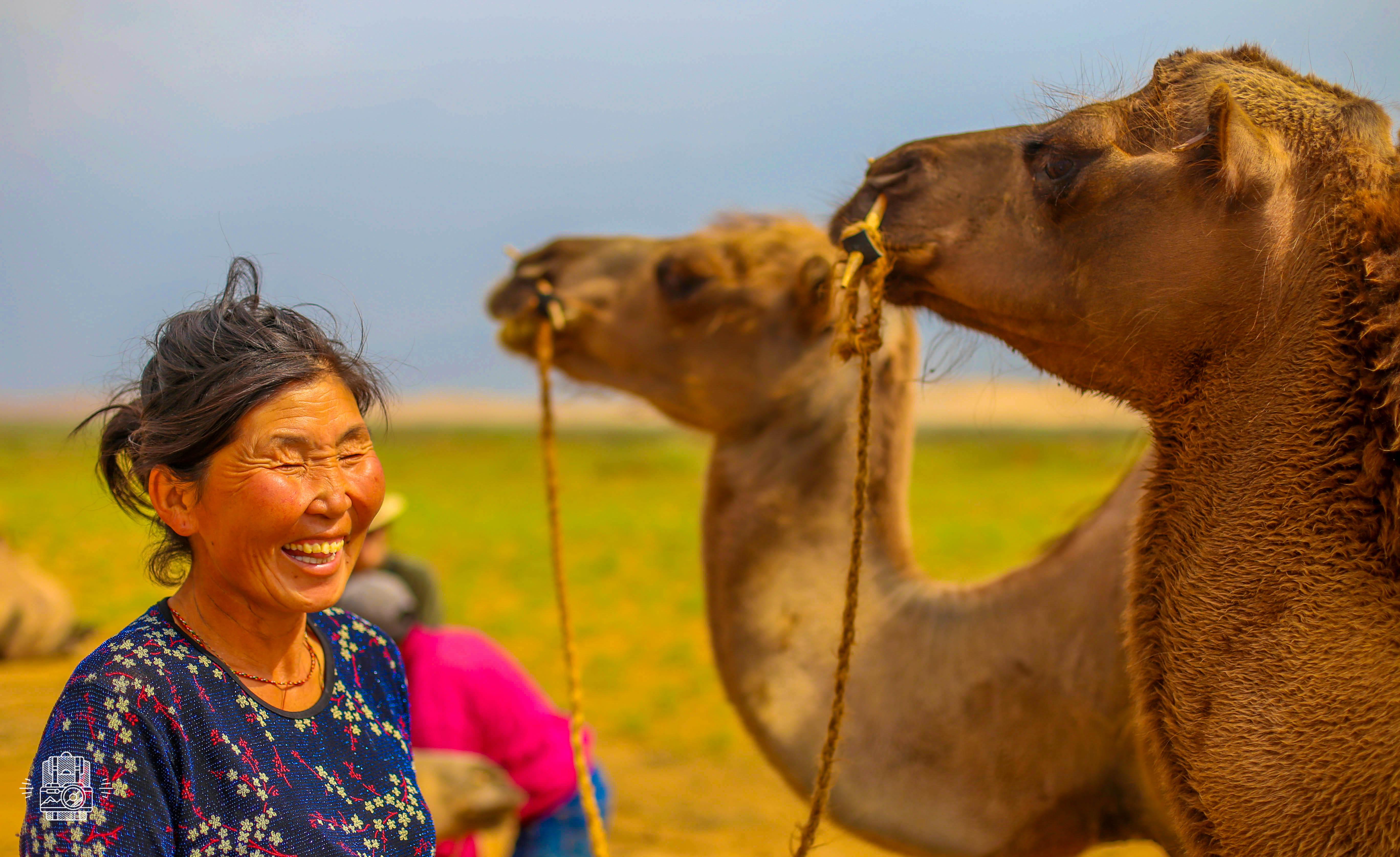 Mongolie/Desert de Gobi