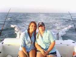 Shark Week Crew--Bailey & Alexia
