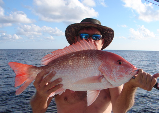 Big Daddy Red Snapper