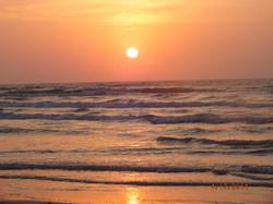 Port Aransas sunset