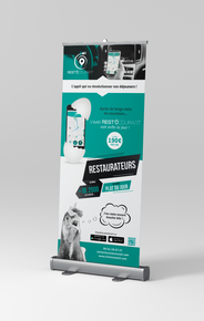 Roll-up • Rest'ÔCourant