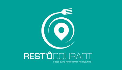 Logo • Rest'ÔCourant