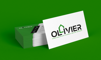 Carte de visite • Ollivier
