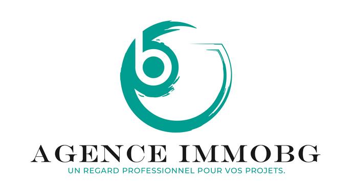 Logo • Agence ImmoBG