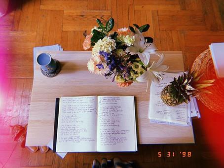 Plantar un árbol, grabar un disco, escribir un... ¿blog?