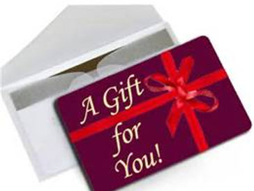 Top Hat Gift Card
