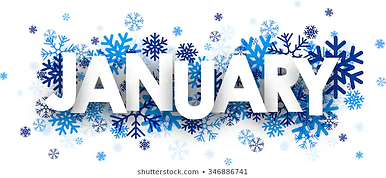 january-sign-snowflakes-vector-illustrat