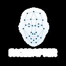 Facedapter Logo - White gradient - Full.