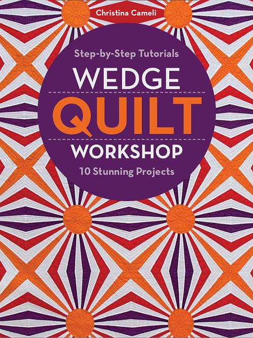 E-Book: Wedge Quilt Workshop