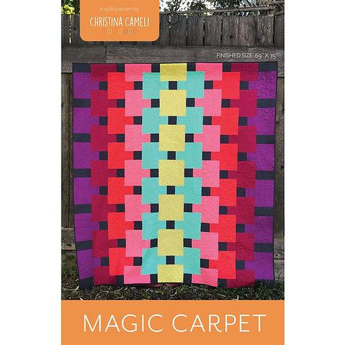 Magic Carpet Quilt Pattern (Digital Download)